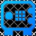 Safe Box Finance Commerce Icon