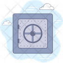 Banking Safe Security Icon