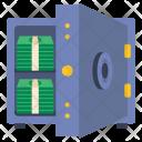 Safebox Vault Safe Icon
