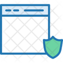 Safe Browsing Secure Protected Icon