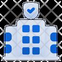 Safe Building Icon