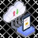 Safe Data Transfer Icon