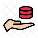 Database Server Security Icon