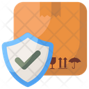 Safe Delivery Parcel Delivery Parcel Protection Icon