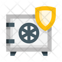 Safe Deposit Storage Check Icon
