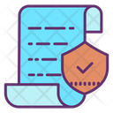 Safe Document Icon