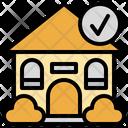 Safe Home Icon