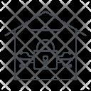 Safe Home Criminal Icon