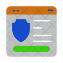 Safe Investment Website Safe Icon