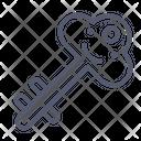 Safe Key Icon