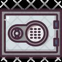 Protection Safe Safe Box Icon
