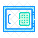 Safe Equipment Color Icon