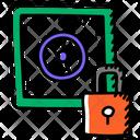 Safe Safe Locker Bank Locker Icon