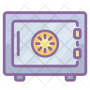 Safe Money Deposit Icon