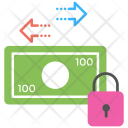 Safe Money Transfer Icon