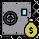 Safe Safe Box Deposit Box Safe Deposit Business And Finance Icon