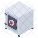 Safe Storage Armored Safe Cabinet Storage Icon
