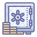 Safe vault Icon