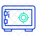Safebox Safety Box Locker Icon