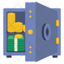 Safebox Vault Safe Icon