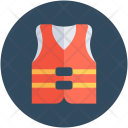 Safety Vest Constructor Icon