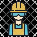 Safety Glasses Eyes Icon