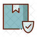 Safety Delivery Box Security Parcel Protection Icon