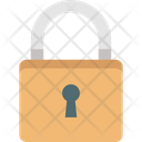 Safety Padlock Lock Icon