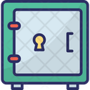 Safety Money Secure Lock Icon
