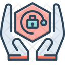 Safety Security Protection Icon