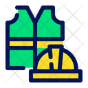 Safety Job Tool Icon