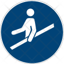 Safety Stairs Icon