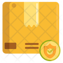 Safety Package Safety Secure Delivery Icon