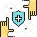 Safety Healthcare Security Icon