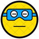 Safety Glasses Spectacles Icon