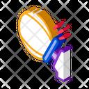 Safety Bag Crash Icon