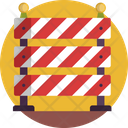 Safety Barrier Icon