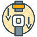Safety Belt Security Icon