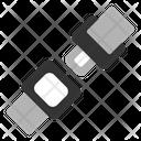Safety Belt Car Part Automotive Icon