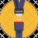 Seat Belt Safety Belt Safety Straps Icon