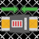 Safety Belt Belt Lock Icon