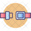 Safety Belts Belts Seat Belts Icon