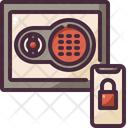 Deposit Box Security System Security Box Icon