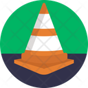 Safety Cone Road Icon