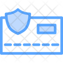 Safety Credit Card Icon