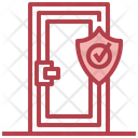 Safety Door Icon