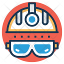 Construction Safety Equipment Icon