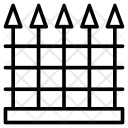 Safety Fence Icon