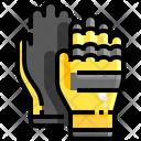 Safety Gloves Garden Glove Icon