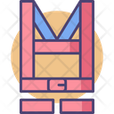 Safety Harness Harness Safety Icon